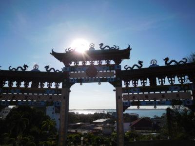 ラウニオンのサンフェルナンドのMa Cho Temple