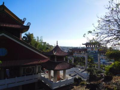 ラウニオンのサンフェルナンドのMa Cho Templeの寺院