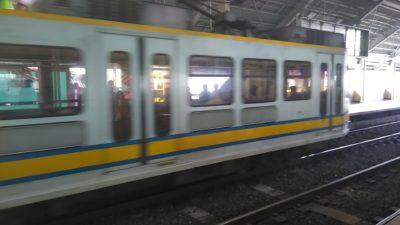 マニラの電車(LRT)