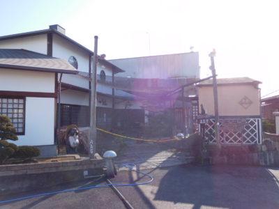 讃岐塩屋駅のうどん屋寿美屋