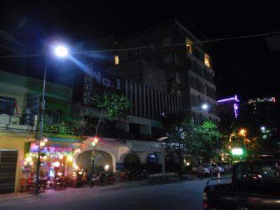 閉店してしまったベトナムのカントーのNo.1 Club