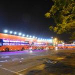 ホーチミン国際空港からソクチャンへ深夜のバス移動