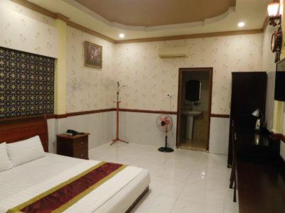 ベトナムのソクチャンのプークイホテル