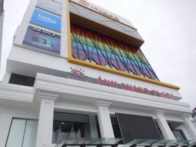 ベトナムのソクチャンのAnh Quang Plaza