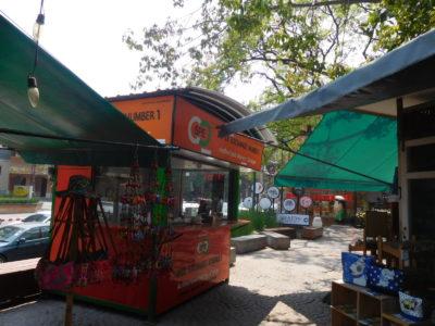 チェンマイのMAYA向かいにある両替屋スーパーエクスチェンジ