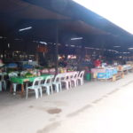 ラオスのルアンナムターのマーケットと夜遊び情報