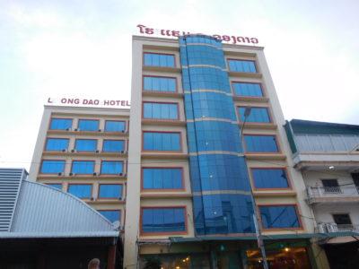 ラオスのビエンチャンのラオンダオホテル1