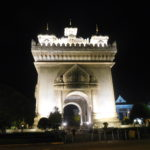 ラオスのビエンチャンでタイの観光ビザを取得