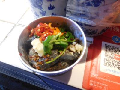 長沙太平街の臭豆腐