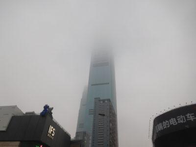 中国長沙のやばい大気汚染?