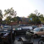 タイのソンクラン(4/13~15)の水かけ攻撃には要注意