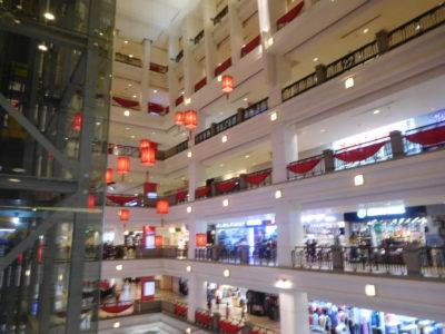 クアラルンプールのショッピングモールBerjaya Times Square