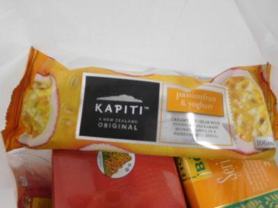 クアラルンプールで見つけたおいしいアイスKAPITIパッションフルーツ