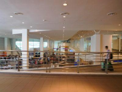 クアラルンプール国際空港KLIA2の荷物検査2回目