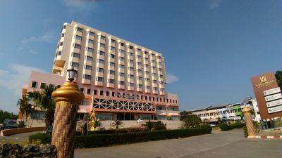 タイ北部のパヤオゲートウェイホテル