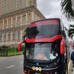マレーシアのマラッカからKLIA2へバス移動とラウンジ