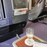 【ビジネスクラス搭乗記】タイ航空TG551ホーチミンバンコク便B777-200