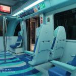 ドバイメトロ(電車)の乗り方と注意点、快適なゴールドクラス