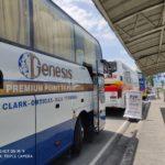 クラーク国際空港からアンヘレス市内への移動方法