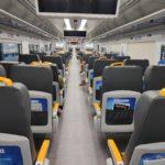 ジャカルタのホテルからスカルノハッタ国際空港まで空港鉄道で移動