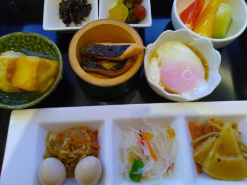 イビススタイルズ大阪難波の朝食