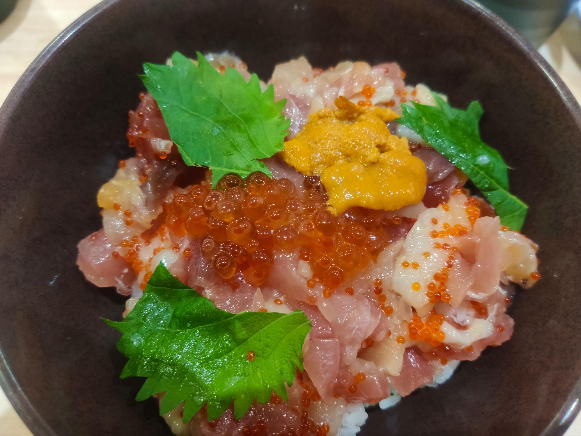 GoToイートくら寿司のお得なランチ海鮮丼