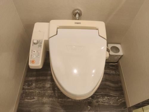 ANAクラウンプラザホテル大阪のビジネスホテルトイレ