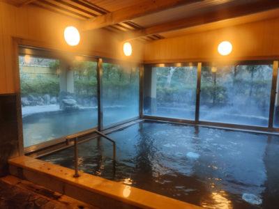 日本三大美人の湯龍神温泉季楽里龍神の風呂