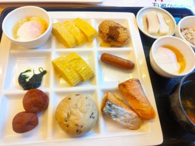 日本三大美人の湯龍神温泉季楽里龍神の朝食